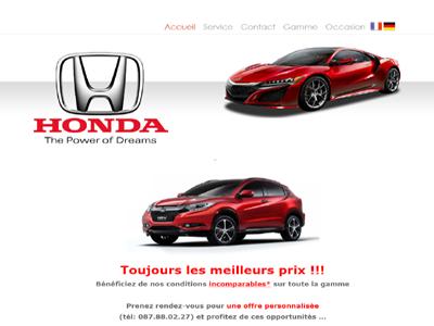 Honda Vanderheyden